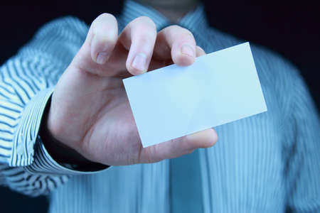 business card Stock Photo - 17364908