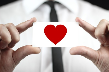 kindness: heart