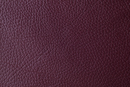 Red leather texture or background photo