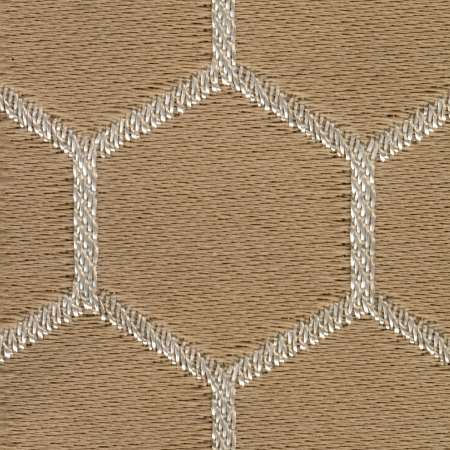 fabric texture with geometric pattern photo