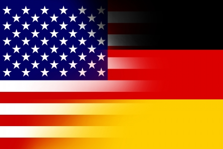 wiretapping: USA and Germany Flag