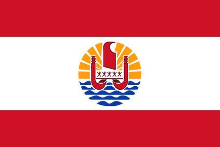 french polynesia: French Polynesia Flag