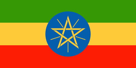 Ethiopia Flag photo