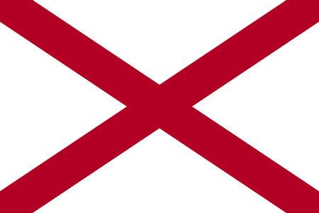 alabama flag: Alabama State Flag