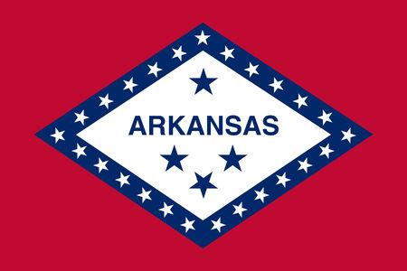 arkansas: Arkansas State Flag