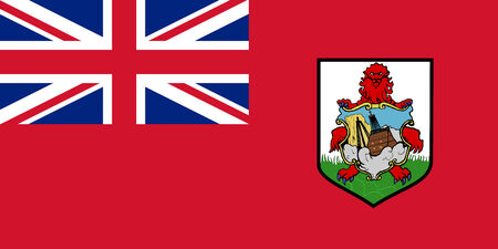 bermuda: Bermuda Flag Stock Photo