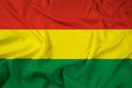 bandera de bolivia: Waving Flag Bolivia