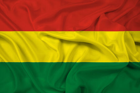 bandera bolivia: Waving Flag Bolivia