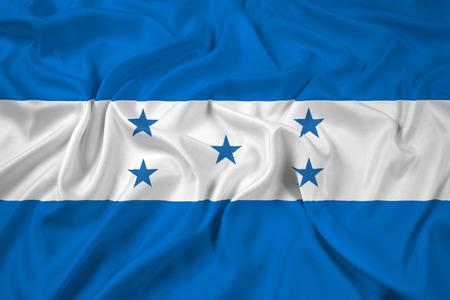 bandera honduras: Waving Flag Honduras