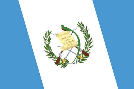 bandera de guatemala: Bandera Guatemala. De cerca. Foto de archivo