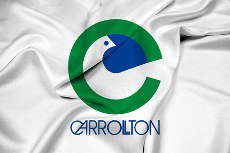 education policy: Waving Flag of Carrolton, Texas