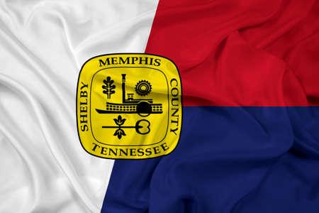 tennessee: Agitando la bandera de Memphis, Tennessee