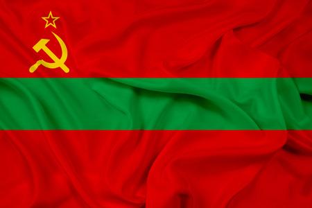 polity: Waving Flag of Transnistria