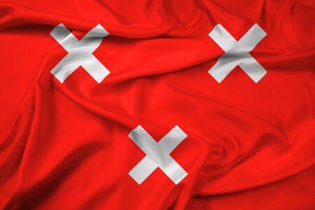 breda: Waving Flag of Breda, Netherlands