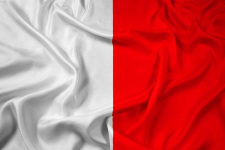 bari: Waving Flag of Bari, Italy
