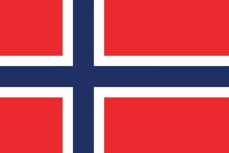 norway flag: Norway Flag. Vector Format Illustration