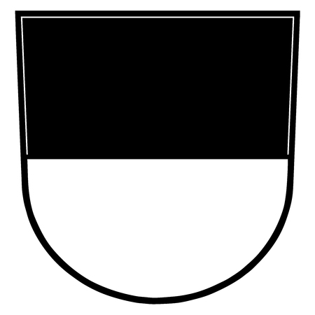 Coat of arms of Ulm, Germany. Vector Format.