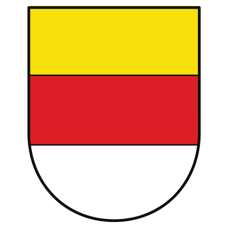 munster: Coat of arms of Munster, Germany. Vector Format.