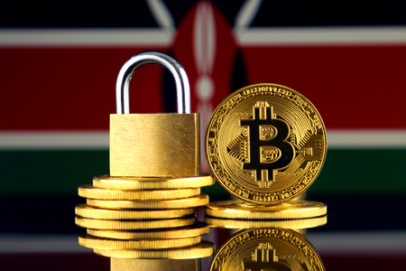 Physical version of bitcoin golden padlock and libya flag physical version of bitcoin golden padlock and kenya flag prohibition of cryptocurrencies regulations ccuart Choice Image
