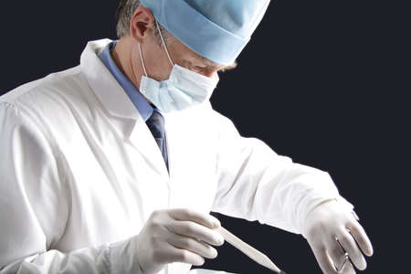 Operation in a process. Stock Photo - 804889