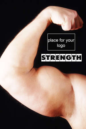 reliability: A FANTASTIC IDEA TO ADVERTISE GOODS WITH CONCEPTION: STRENGTH, POWER, ENERGETIC, RELIABILITY