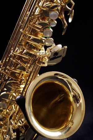 brass: Musical background – instruments. Shot in studio.