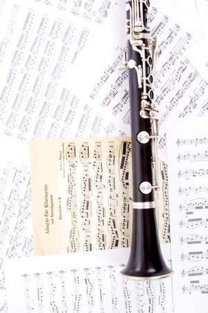 saxy: Musical background � instruments. Shot in studio. Stock Photo