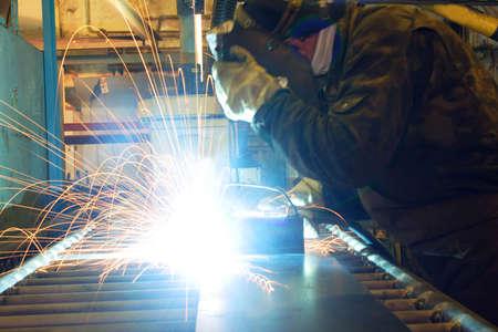 erecting: An industrial background. Machine, mechanism.