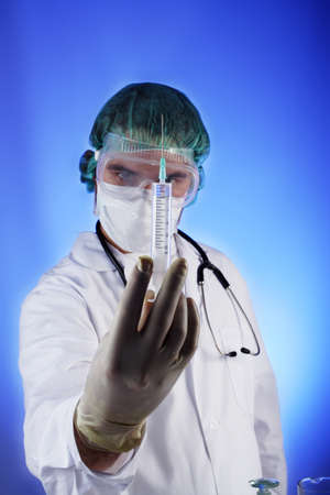 Medical science equitpment. Research, laboratory, science, testing  Stock Photo - 1564470