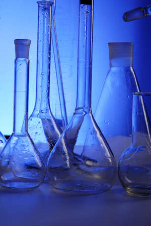 reagents: Medical science equitpment. Research, laboratory, science, testing
