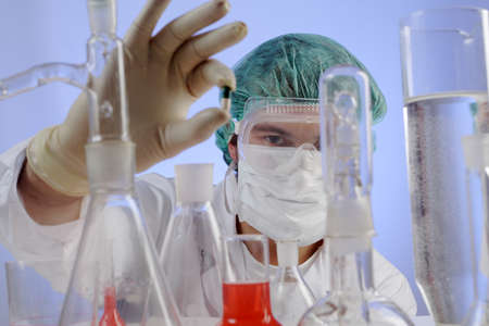 lpn: Medical science equitpment. Research, laboratory, science, testing