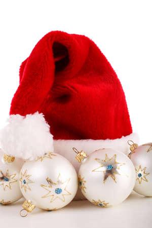 Christmas tree decorations (Santa gifts) photo
