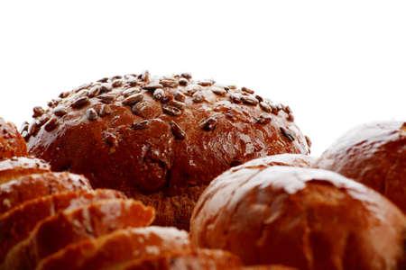 foodstuffs: Bakery foodstuffs. Shot in a studio.
