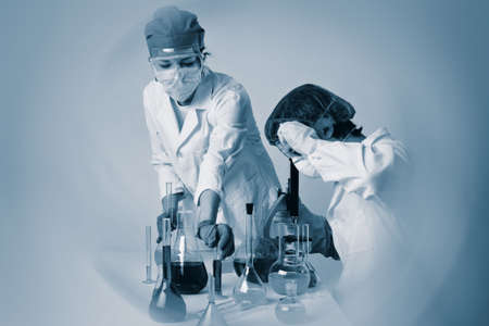 Medical science equitpment. Research, laboratory, science, testing Stock Photo - 3018573