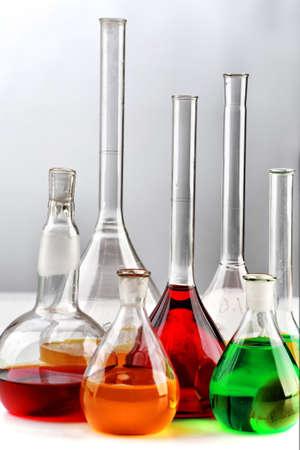 antidote: Medische wetenschap equitpment. Onderzoek, laboratorium, wetenschap, testen