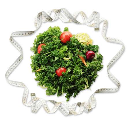aliments: R�gime de l�gumes, de fruits et autres denr�es alimentaires. Banque d'images