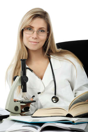 Medical science equitpment. Research, science, testing Stock Photo - 4169841