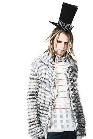 informal clothing: Male fashion: portrait of a stylish male model .