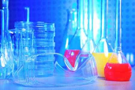 Medical science equipment. Research, laboratory, science, testing photo