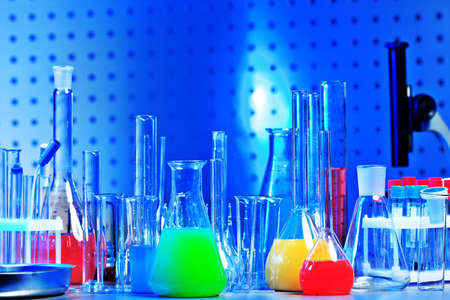 Medical science equipment. Research, laboratory, science, testing Stock Photo - 10348801