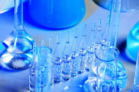 Medical science equipment. Research, laboratory, science, testing Stock Photo - 10765165