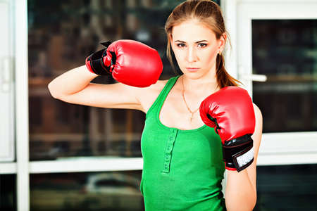 Shot of a sporty young woman. Active lifestyle, wellness, sport. Stock Photo