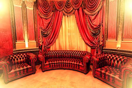 Photo of a luxuus inter. Stock Photo - 18457182