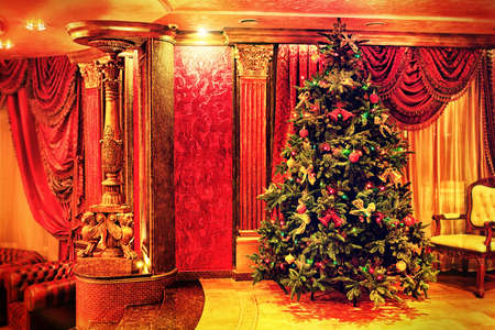 Photo of a luxurious interior. Stock Photo - 19019739