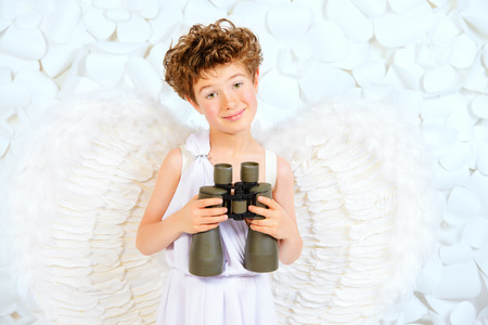 Image result for binoculares con angel