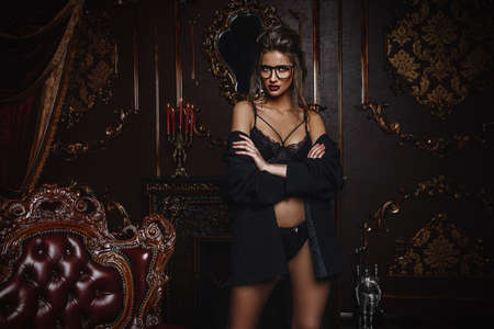 Expensive sexy lingerie