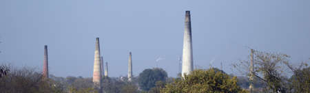 silently: Smoking Chimneys are real guns which kill silently