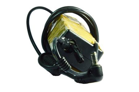 adapter: Fixed Power Adapter Stock Photo