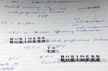 formulae: Business to Business