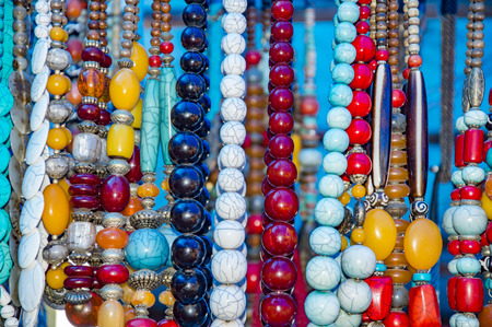 tantra: Tantra beaded garlands on sale
